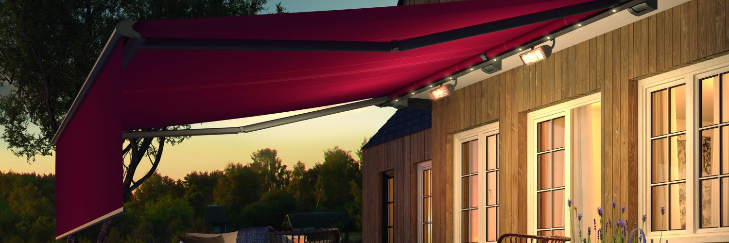 Awning & Pergola Launch