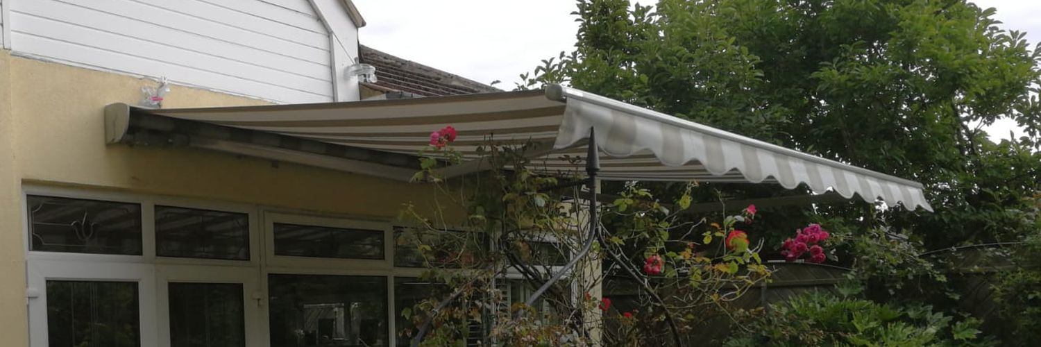 weinor Topas Awning Installed In Leeds